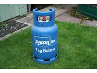 7 kg Butane Calorgas Bottle