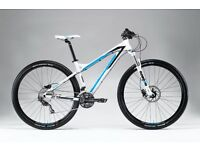 Brand new MTB Kili Trail 17 inch mountain bike 29er RRP £799.00