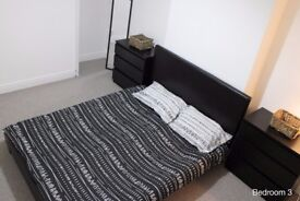 365pcm Bills included! Large Double room in modern shared house. NG2 Close to city