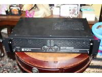 Skytec Professional Amplifier 2000 w ( New )