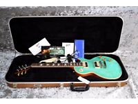 Gibson Les Paul Classic Seafoam Green - 2015 Mint Condition