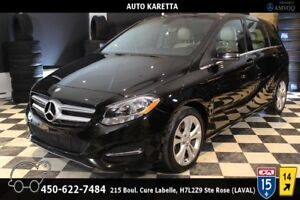 2015 Mercedes-Benz B-Class B250, CUIR CHAUFFANT, A/C, BLUETOOTH,