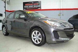 2012 Mazda Mazda3 GX **FAITES VOTRE OFFRE** BAS MILLAGE **