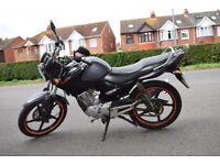 2013 Yamaha YBR125 - good condition!!