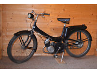 Raleigh RM6 runabout moped like Mobylette