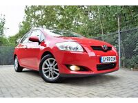 GREAT CONDITION TOYOTA AURIS 6 STAMPS PRIVATELY OWNED SINCE 2013