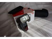 Unused Canon Speedlite 600EX RT for sale