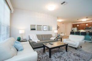 Spacious 3 bedroom condo -Vista Cay Orlando , Florida