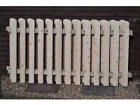Heavy duty Palisade fencing