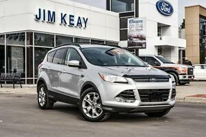 2013 Ford Escape SEL 4WD W/MOONROOF, LEATHER & NAVIGYATION