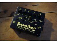 Tech21 SansAmp Acoustic DI