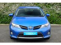 Toyota Auris VVT-I ICON PLUS (blue) 2014-09-22