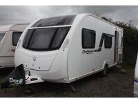 Caravan - 2013 Swift Challenger Sport 585 (6 Berth)
