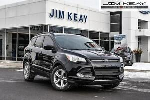 2014 Ford Escape SE FWD W/LEATHER, ROOF & NAV