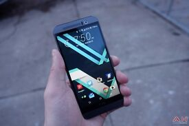 HTC ONE M9 32GB, GREY, FACTORY UNLOCKED, MINT CONDITION