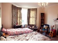 Twin room at Charminster - £285/month/person