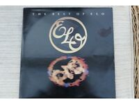 The Best Of The Electric Light Orchestra. Double Vinyl Album