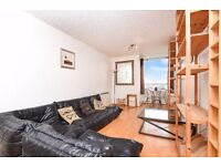 A bright one-bedroom flat offering exceptional views over London ,Bramlands Close SW11