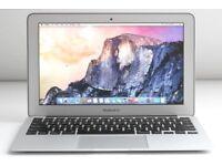 2015 11.6' Apple MacBook Air 1.4Ghz 4Gb Ram 128GB SSD Capture One VectorWorks Microsoft Office 2016