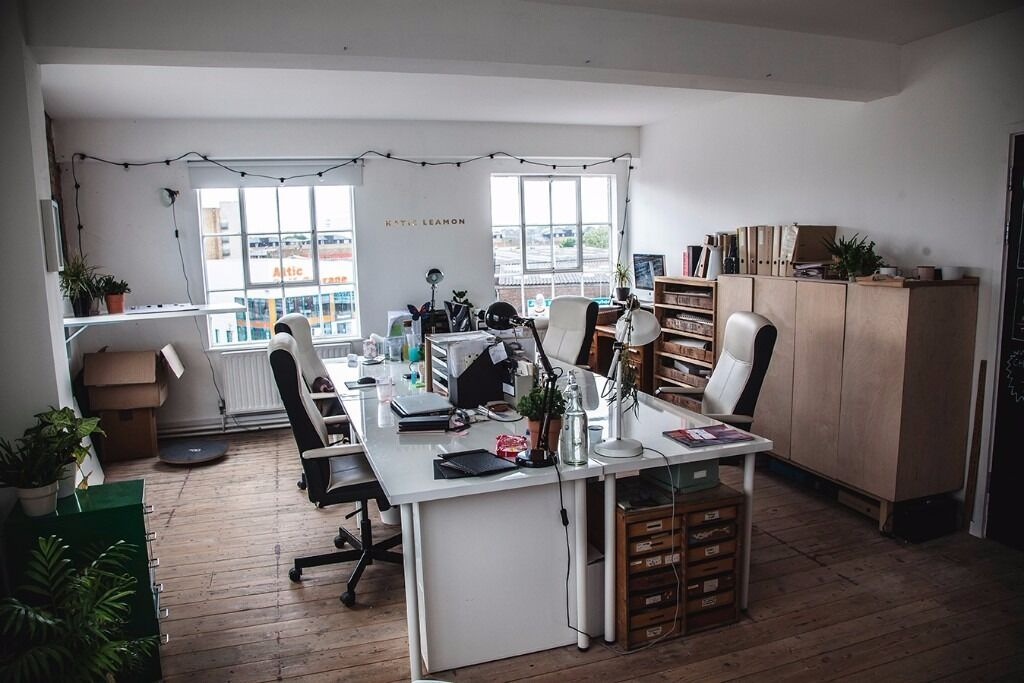 Spacious Studio Office Workshops Available In Hackney