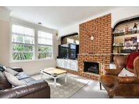 Pevensey Road, SW18 - A spacious and well presented two bedroom maisonette with garden - £1350pcm
