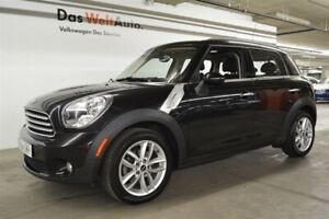 2013 MINI Cooper Countryman Cooper, SUNROOF, LEATHER,*LOW KMS*