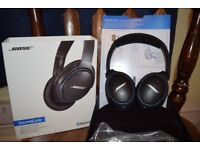 Bose soundlink 2 bluetooth headphones as new