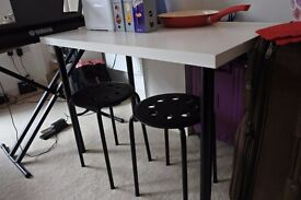 Ikea ADILS/LINNMON table