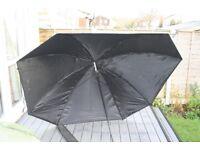 Large Frenzee fishing umbrella