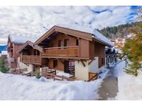 Ski apartment to rent in Les Gets resort, France - 17th to 24th March 2018