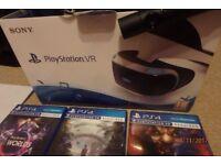 PS4 VR - Bundle