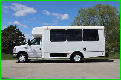 2015 Ford E-450 15 Passenger Paratransit Shuttle Bus Fleet-Maintained
