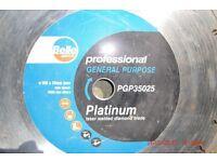 Diamond Disc / Masonry bench saw / bricks 350mm