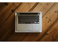"""Macbook Pro 13"""" Retina: Immaculate Condition with box & case."""