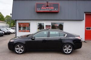 2013 Acura TL Technology Package SH-AWD GPS NAV XÉNON 65 000 Km