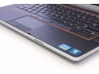 Dell E6420 laptop, Intel i5 2.5GHz, 4GB DDR3 RAM, 250GB HDD, Intel HD, MS Office, Photoshop, Win 10!