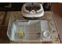 Ferplast Guinea Pig Cage and Carrier