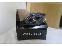 Giro Guideline sport Cycle helmet. New, unworn, in original Box. Universal Fit (54 to 61cm)