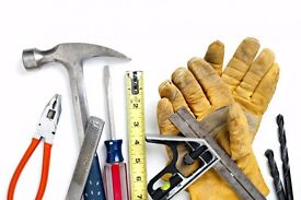 T&M property maintenance plasterer bricklayer