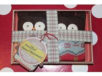 Marks & Spencer Aroma Owl Hand Warmers in gift box (brand new)
