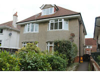 Unfurnished two bedroom 1st floor flat situated 100 yards from beach Southbourne Bournemouth