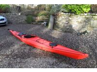 Two NZ Touring / Sea Kayaks For Sale: excellent condition. £550 each.