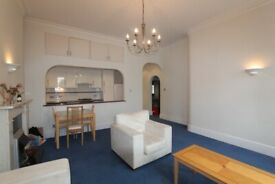 BPG2 - Spacious Quiet TWO BED / TWO BATH FLAT (1st Floor) in Prime Location in Belsize Park, NW3