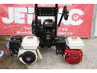 Honda Petrol pressure washer various engines available