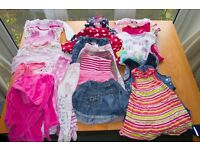 Girls Clothes age 1 ½ to 2 years