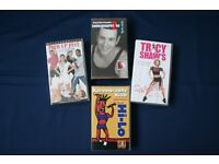FREE Aerobic Dance Exercise VHS tapes