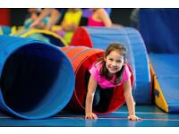 Qualified Gymnastics Coach - Afternoons + Weekends