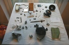 HARRIS SEWING MACHINE PARTS. JOB LOT . OR WILL SELL INDIVIDUALLY.