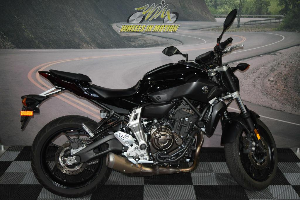 Yamaha Fz 07 Nacional 2016 - $ 110,000 en Mercado Libre