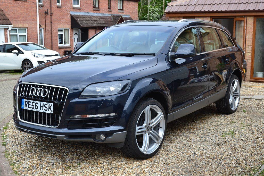 Audi Q For Sale In Swindon Wiltshire Gumtree - Audi q7 for sale